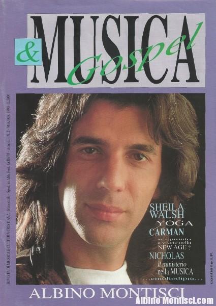 Volantino Musica&Gospel