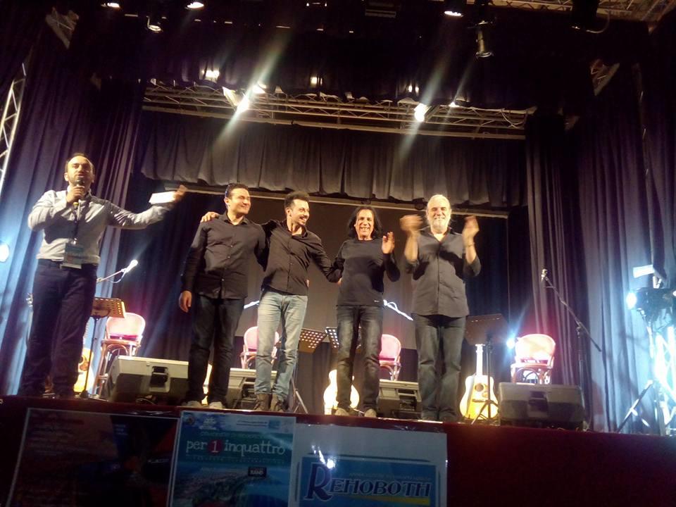 TOUR PER1INQUATTRO MAGGIO 2016