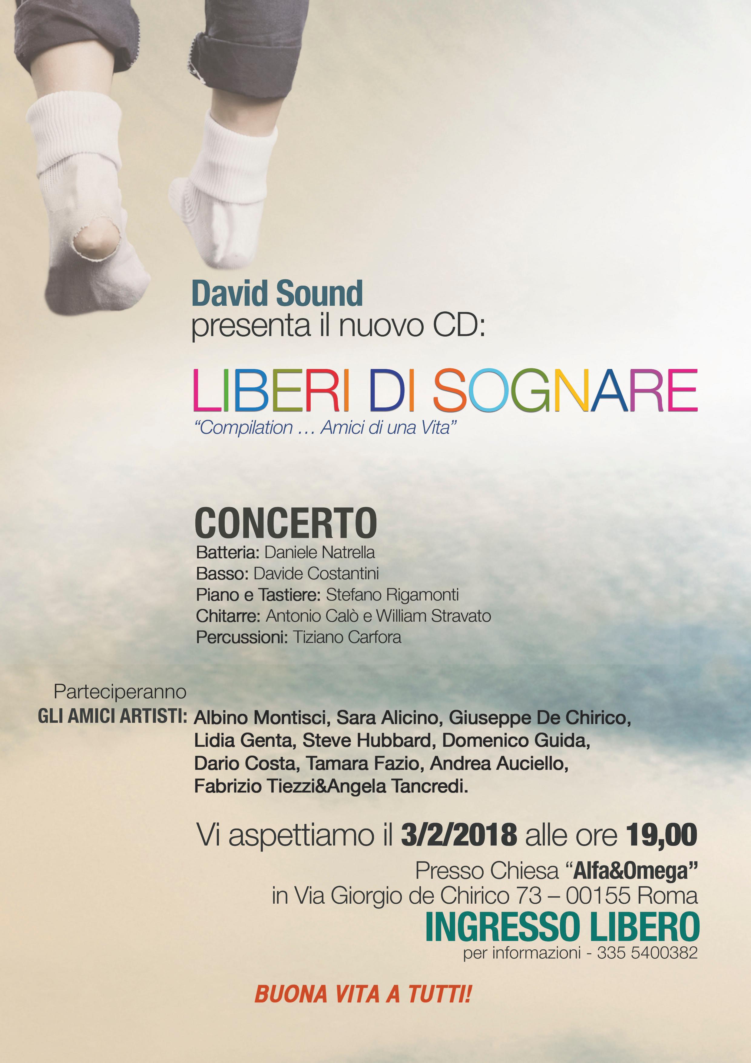 Roma 3/2/2018 ore 19