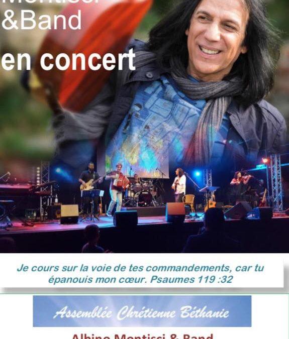 Concerto a Losanna 27/4/2018 h. 20
