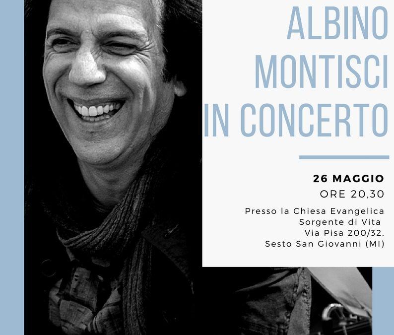 Concerto a Sesto San Giovanni 26/5/2018 ore 20.30