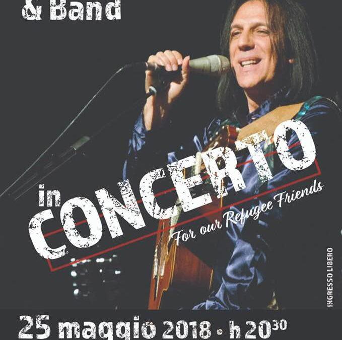 Concerto a Como 25/5/2018 ore 20.30